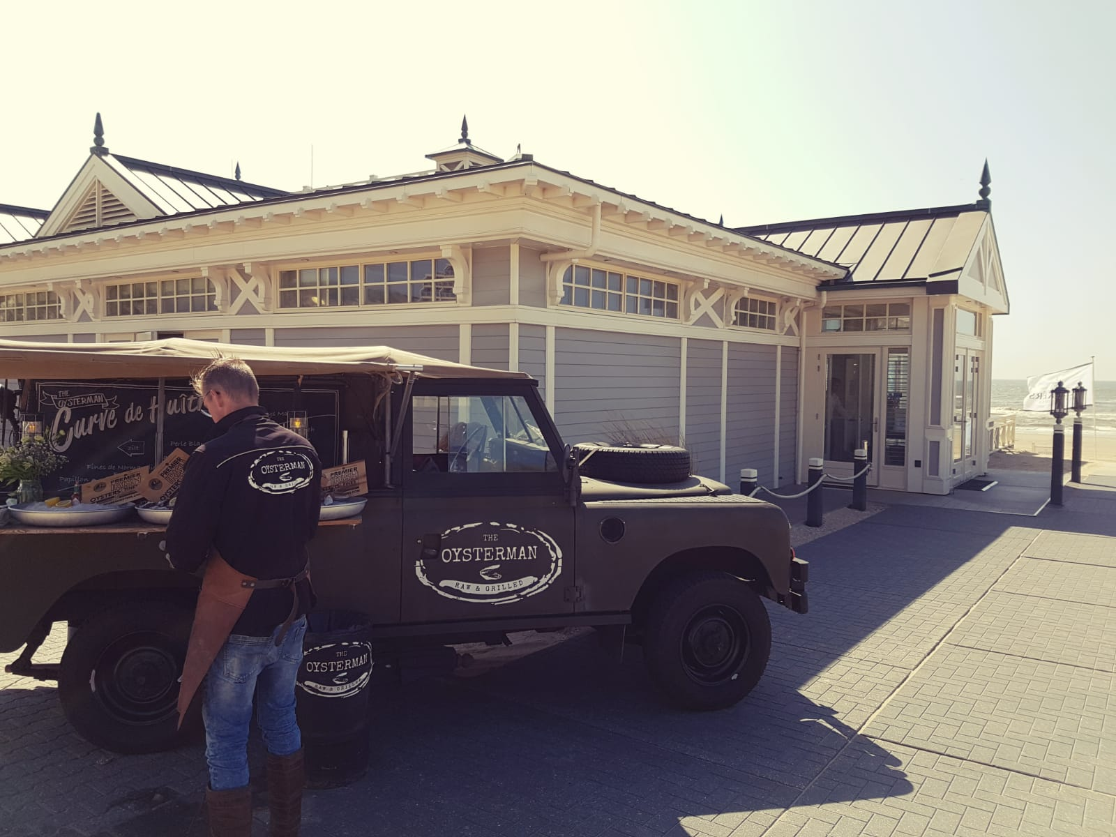 The Oysterman foodtruck