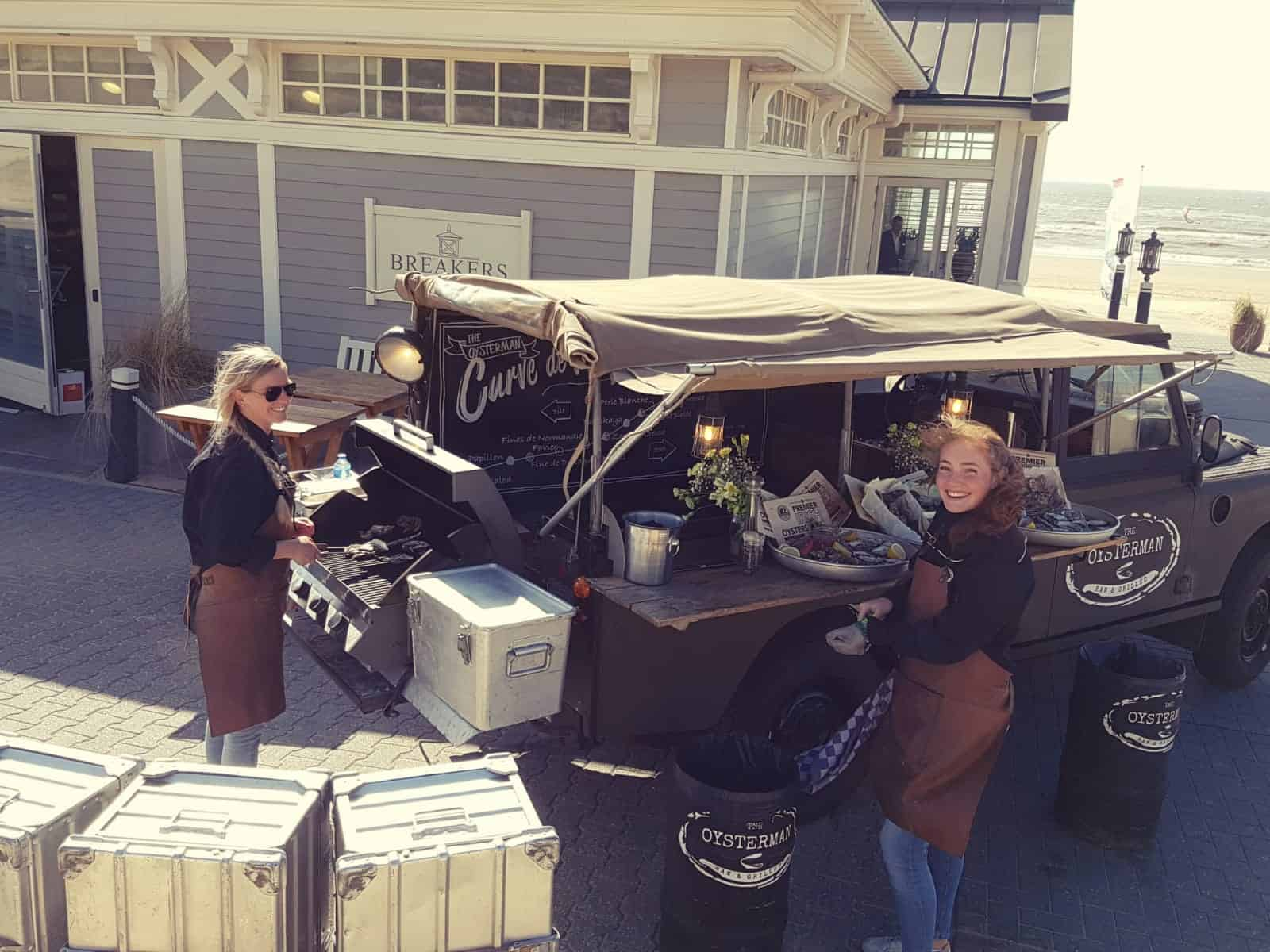 Foodtruck The Oysterman